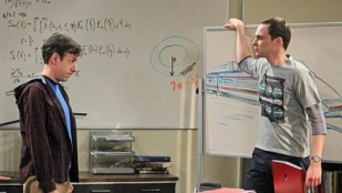 The Big Bang Theory 06x14 : The Cooper Kripke Inversion- Seriesaddict